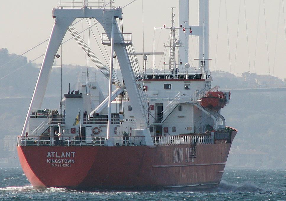 ATLANT - IMO 7712901