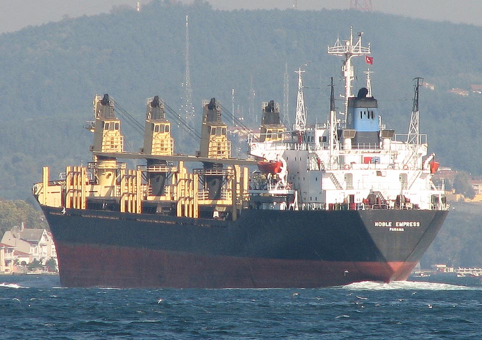 NOBLE EMPRESS - IMO 8103195