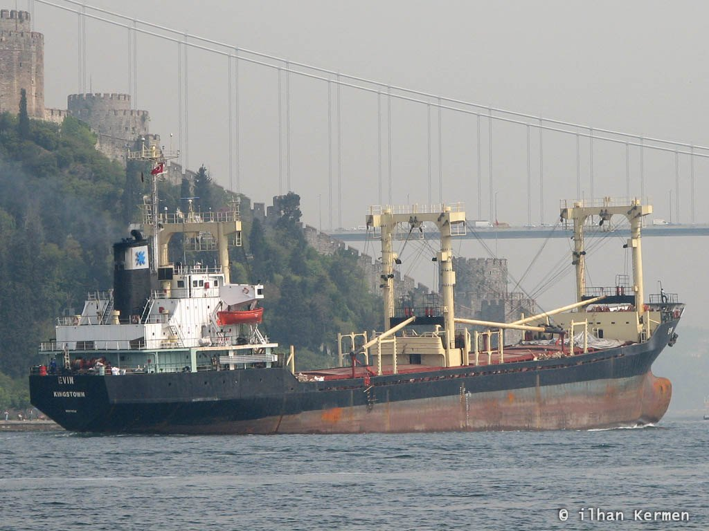 EVIN - IMO 8211590