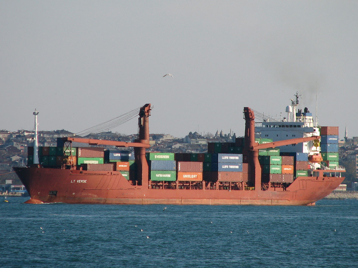 LT VERDE - IMO 8321644