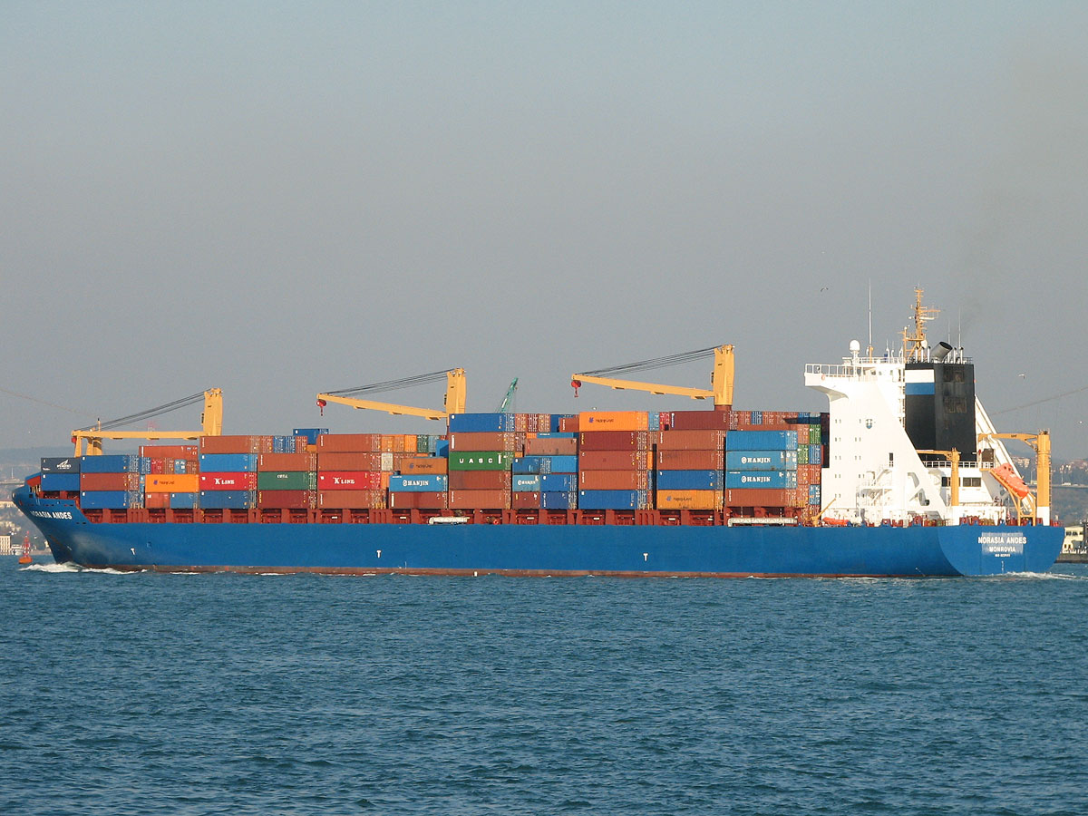 NORASIA ANDES - IMO 9237503
