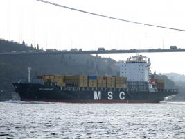MSC QUEENSLAND - IMO 9263332