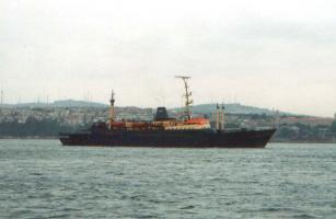 PROFESSOR ZUBOV - IMO 6718764